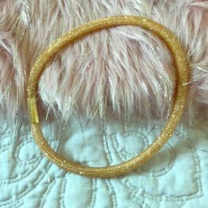 Swarovski mesh rope necklace/bracelet